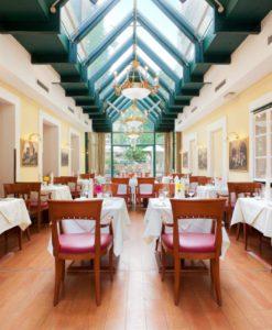 Restaurant Wintergarten im Sünnhof