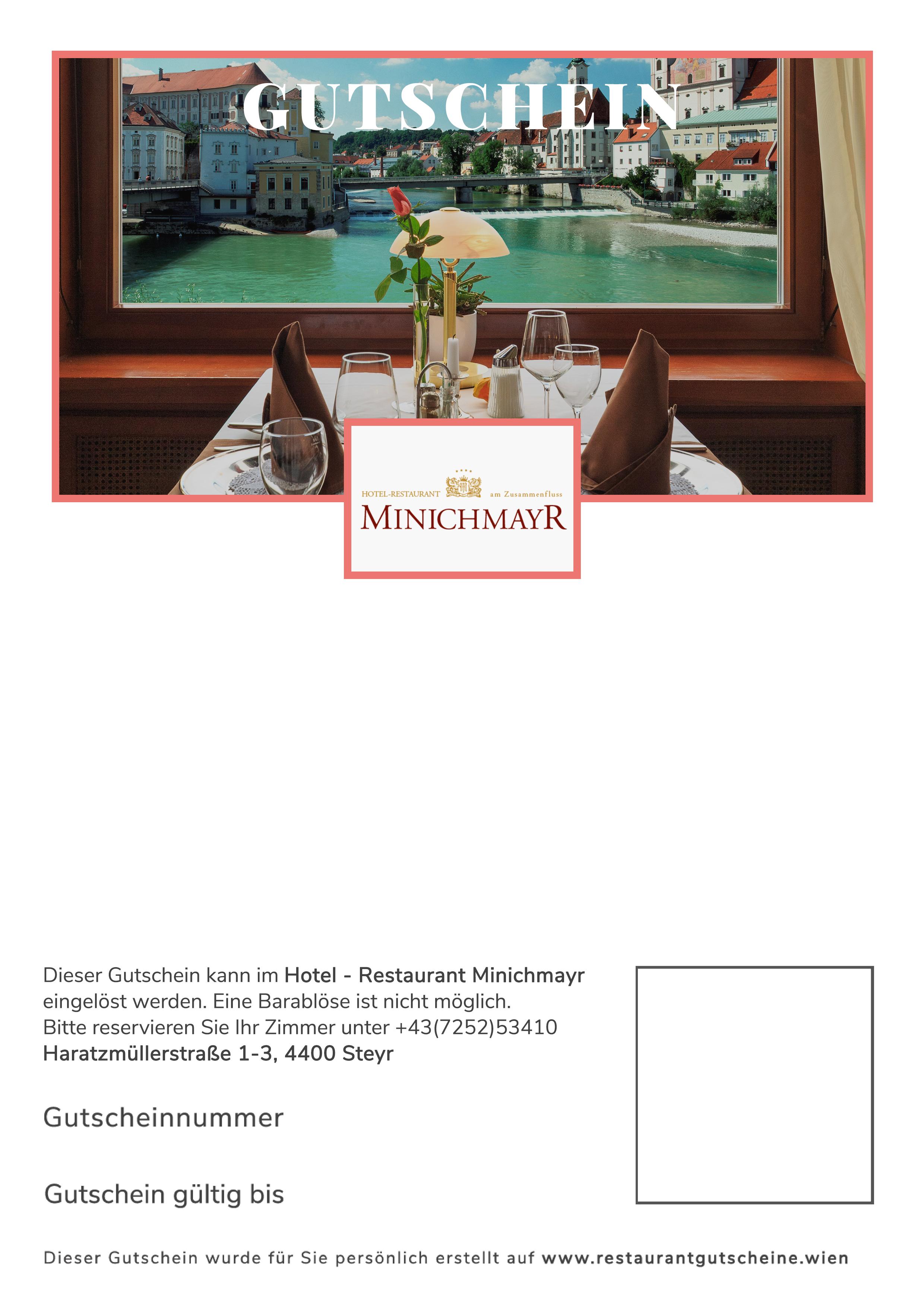Gültigkeit Gutscheine Restaurant